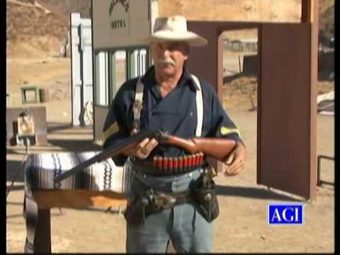Cowboy Action Shooting with Lefty Longridge