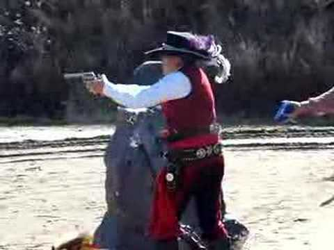 Cowboy Action Shooting's Island Girl