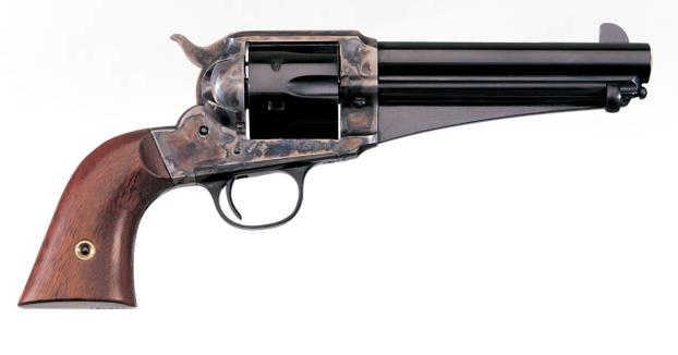 1875 Single-Action Frontier revolver