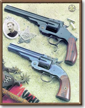 Cowboy Action Shooting pistols 2