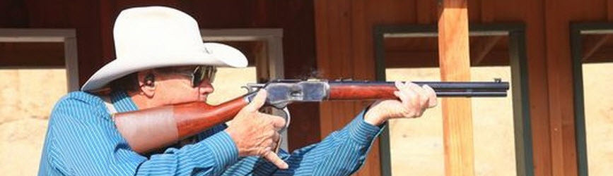 Badmann Bob – 70-Year-Old Cowboy Action Shooting World Champion