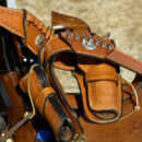 Leather Gun Holsters as Part of Your Cowboy Action Shooting Outfit