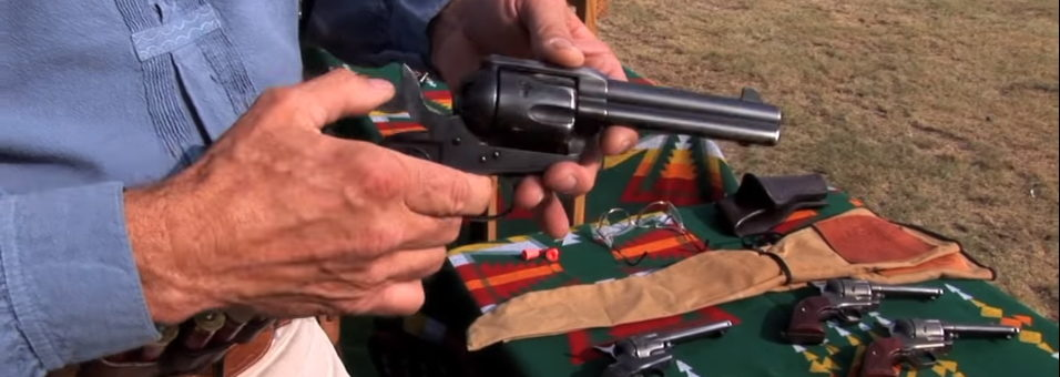 Getting Started in Cowboy Action Shooting (Video)