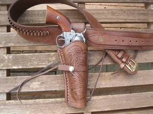 Belts and Holsters - Cowboy Action Shooting
