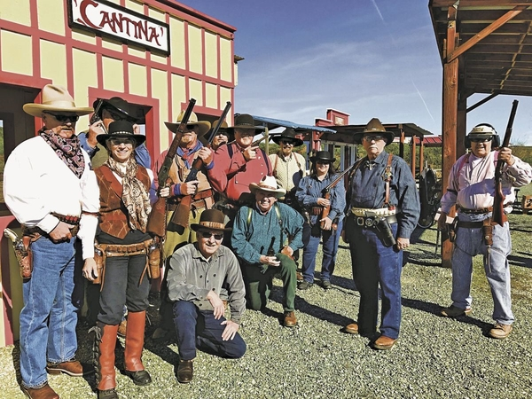 Cowboy Action Shooting Clothing