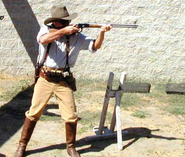 cowboy single action shooting competition