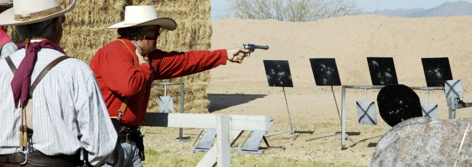 SASS Shooting: Why You Should Participate in CAS Competitions