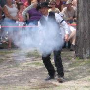 SASS Cowboy Shooting: Learn to Shoot Like a Western Gunslinger