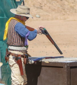 cowboy shooting competition 1